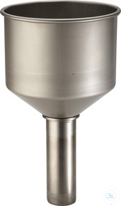 Plug-in funnel straight - for safety barrels: TR3 Plug-in funnel straight -...