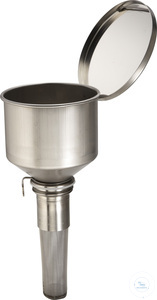 Funnel with buttress thread (S56x4), closure head and flame trap: TS Funnel...