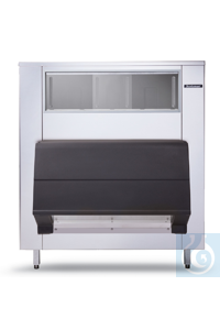 Upright bin, Storage capacity: 553 kg Upright bins. First-In-First-Out...