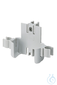AG 150, Plastic wall bracket with 6 clips for thermometers AG 150, Plastic...