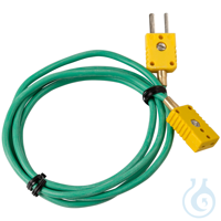 AN 142 / EB 18-SMP, Extension cable, 1m, silicone, SMP AN 142 / EB 18-SMP,...