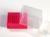EPPi® Kryobox 5.0 / 10x10 Fächer, rot, Höhe 94 mm fix, mit Codierung, PP....