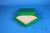 ALPHA Box 25 / 16x16 Fächer, grün, Höhe 25 mm, Karton spezial. ALPHA Box 25 /...