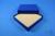 ALPHA Box 32 / 13x13 Fächer, blau, Höhe 32 mm, Karton spezial. ALPHA Box 32 /...