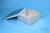 CNS Box 50 / 1x1 ohne Facheinteilung, Höhe 50 mm, Edelstahl CNS Box 50 / 1x1...