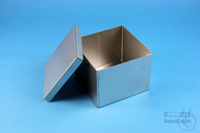 CNS Box 100 / 1x1 without divider, height 100 mm, stainless steel CNS Box 100...