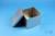 CNS Box 100 / 1x1 ohne Facheinteilung, Höhe 100 mm, Edelstahl CNS Box 100 /...