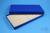 ALPHA Box 25 lang2 / 16x32 Fächer, blau, Höhe 25 mm, Karton spezial. ALPHA...