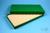 ALPHA Box 25 lang2 / 16x32 Fächer, grün, Höhe 25 mm, Karton standard. ALPHA...