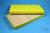 ALPHA Box 25 lang2 / 16x32 Fächer, gelb, Höhe 25 mm, Karton spezial. ALPHA...