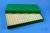 ALPHA Box 32 lang2 / 13x26 Fächer, grün, Höhe 32 mm, Karton standard. ALPHA...