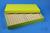ALPHA Box 32 lang2 / 13x26 Fächer, gelb, Höhe 32 mm, Karton standard. ALPHA...