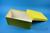 BRAVO Box 130 lang2 / 1x1 ohne Facheinteilung, gelb, Höhe 130 mm, Karton...