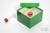 CellBox Maxi / 4x4 Fächer, grün, Höhe 128 mm, Karton standard. CellBox Maxi /...