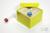 CellBox Maxi / 4x4 Fächer, gelb, Höhe 128 mm, Karton spezial. CellBox Maxi /...