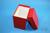 CellBox Maxi lang / 1x1 ohne Facheinteilung, rot, Höhe 128 mm, Karton...