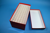 CellBox Maxi lang / 6x12 Fächer, rot, Höhe 128 mm, Karton spezial. CellBox...