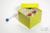CellBox Mini / 5x5 Fächer, gelb, Höhe 128 mm, Karton standard. CellBox Mini /...