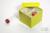 CellBox Mini / 3x3 Fächer, gelb, Höhe 128 mm, Karton spezial. CellBox Mini /...