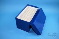 CellBox Mini long / 5x10 divider, blue, height 128 mm, fiberboard special....