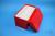 CellBox Mini lang / 5x10 Fächer, rot, Höhe 128 mm, Karton standard. CellBox...