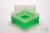 EPPi® Box 102 / 1x1 ohne Facheinteilung, neon-grün, Höhe 102 mm fix, ohne...