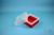 EPPi® Box 102 / 1x1 ohne Facheinteilung, rot, Höhe 102 mm fix, ohne...