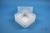 EPPi® Box 102 / 1x1 ohne Facheinteilung, weiss, Höhe 102 mm fix, ohne...