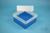 EPPi® Box 102 / 7x7 Fächer, blau, Höhe 102 mm fix, ohne Codierung, PP. EPPi®...