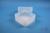 EPPi® Box 102 / 7x7 Fächer, transparent, Höhe 102 mm fix, ohne Codierung, PP....