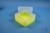 EPPi® Box 102 / 7x7 Fächer, neon-gelb, Höhe 102 mm fix, ohne Codierung, PP....