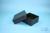 EPPi® Box 102 / 9x9 Fächer, black/black, Höhe 102 mm fix, ohne Codierung, PP....