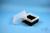EPPi® Box 102 / 9x9 Fächer, schwarz, Höhe 102 mm fix, ohne Codierung, PP....