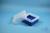EPPi® Box 102 / 9x9 Fächer, blau, Höhe 102 mm fix, ohne Codierung, PP. EPPi®...