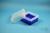 EPPi® Box 102 / 9x9 Fächer, neon-blau, Höhe 102 mm fix, ohne Codierung, PP....