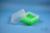 EPPi® Box 102 / 9x9 Fächer, neon-grün, Höhe 102 mm fix, ohne Codierung, PP....