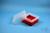 EPPi® Box 102 / 9x9 Fächer, rot, Höhe 102 mm fix, ohne Codierung, PP. EPPi®...