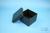 EPPi® Box 105 / 1x1 ohne Facheinteilung, black/black, Höhe 105 mm fix, ohne...