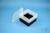 EPPi® Box 105 / 1x1 ohne Facheinteilung, schwarz, Höhe 105 mm fix, ohne...