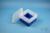 EPPi® Box 105 / 1x1 ohne Facheinteilung, blau, Höhe 105 mm fix, ohne...