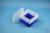 EPPi® Box 105 / 1x1 ohne Facheinteilung, neon-blau, Höhe 105 mm fix, ohne...