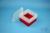 EPPi® Box 105 / 1x1 ohne Facheinteilung, rot, Höhe 105 mm fix, ohne...
