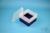 EPPi® Box 105 / 1x1 ohne Facheinteilung, violett, Höhe 105 mm fix, ohne...