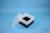 EPPi® Box 105 / 7x7 Fächer, schwarz, Höhe 105 mm fix, ohne Codierung, PP....