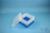 EPPi® Box 105 / 7x7 Fächer, blau, Höhe 105 mm fix, ohne Codierung, PP. EPPi®...