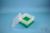 EPPi® Box 105 / 7x7 Fächer, grün, Höhe 105 mm fix, ohne Codierung, PP. EPPi®...