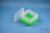 EPPi® Box 105 / 7x7 Fächer, neon-grün, Höhe 105 mm fix, ohne Codierung, PP....
