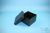 EPPi® Box 105 / 9x9 Fächer, black/black, Höhe 105 mm fix, ohne Codierung, PP....