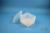 EPPi® Box 105 / 9x9 Fächer, transparent, Höhe 105 mm fix, ohne Codierung, PP....