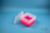 EPPi® Box 105 / 9x9 Fächer, neon-rot/pink, Höhe 105 mm fix, ohne Codierung,...